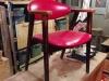 La chaise avant le début du travail