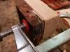 Réparation du support de siège cassé