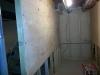 Fond de vissage pour la garderobe du sous-sol