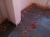 Céramique dans le vestibule