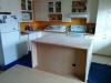 L'îlot de la cuisine
