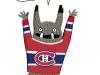 Une petit cadeau de mon amie Élise Gravel (http://elisegravel.com) pour encourager nos Canadiens qui ont arraché une belle victoire hier aux B. :)