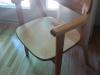 La chaise dans mon salon