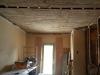 Plafond du salon double