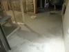 Auto-nivelant au sous-sol