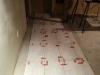 Début de la céramique au sous-sol