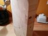 Section de la poutre de 14x7 pouces