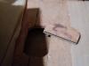 Trou dans mon plancher de sous-sol pour laisser passer une colonne temporaire