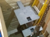 L'escaier du sous-sol au rez-de-chaussée