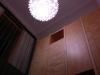 Lampe faite à la main dans le vestibule