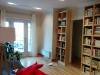 Bibliothèques au salon du 2ème