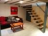 Escalier du sous-sol